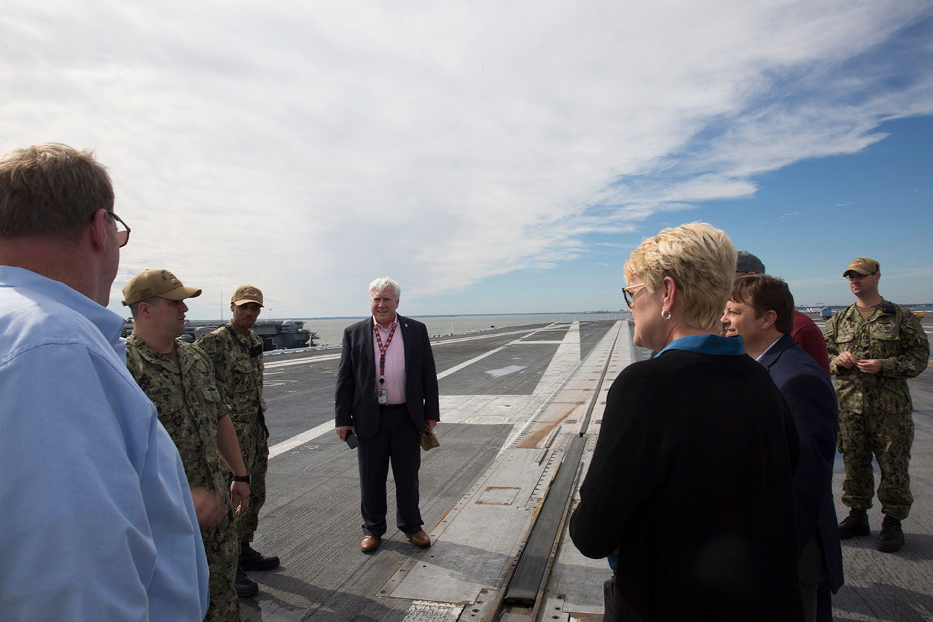 Chief Privacy Officer and Commissioner on Flight Deck